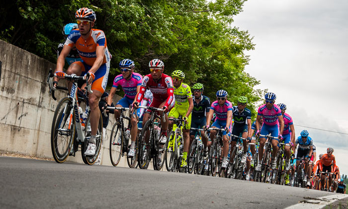 How The Giro Ditalia Is Riding The Sustainability Wave