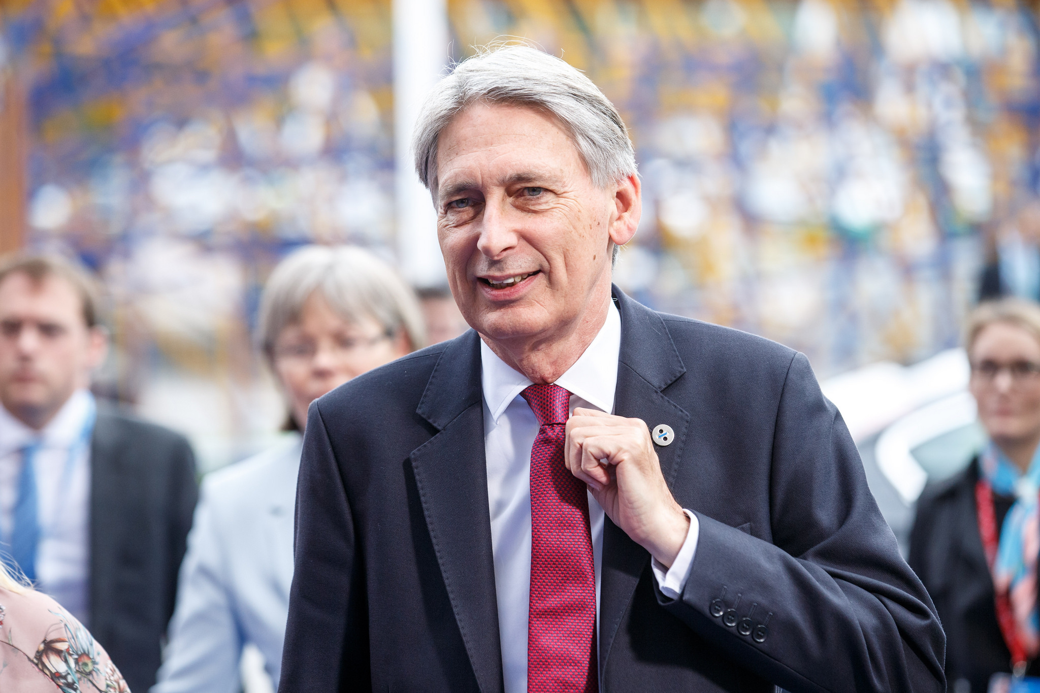 Philip Hammond hails