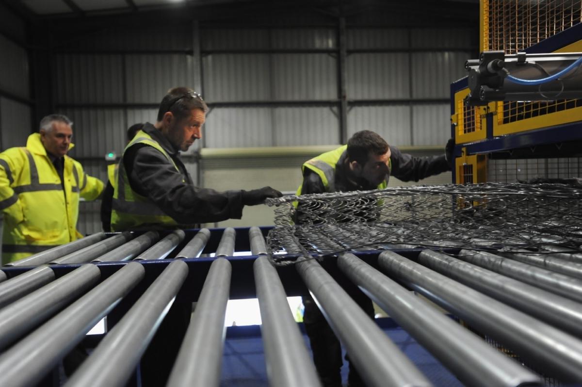 mattress recycling. \u0027First Of Its Kind\u0027 Mattress Recycling Facility Opens In Wales