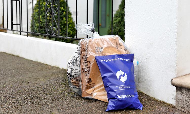 Nespresso Pilots Coffee Pod Recycling Scheme In London
