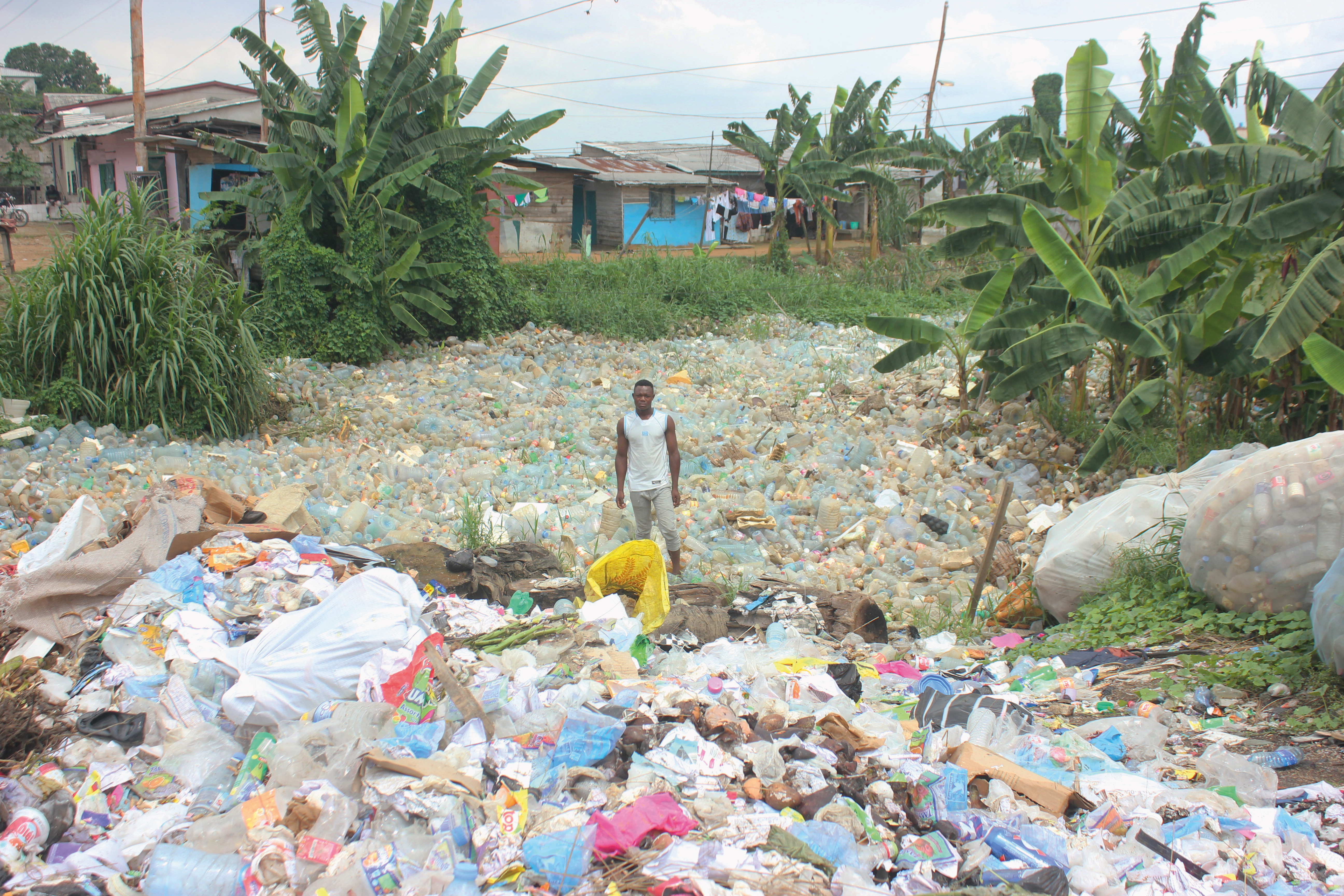 WasteAid appeal: Fighting plastic waste in lower income countries