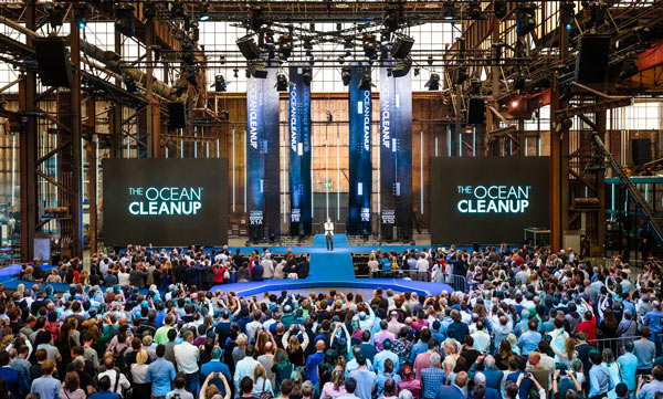 The Ocean Cleanup To Start Extracting Plastic From The