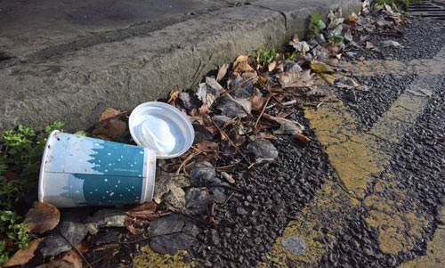 Government rejects 25p 'latte levy' on takeaway cups