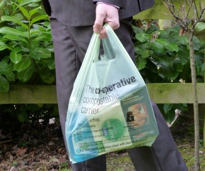 Compostable Packaging - cover