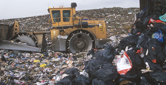 Scottish Landfill Tax Confirmed At 163 82 60 Per Tonne