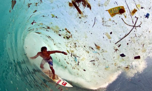 Action Not Targets Needed To Stop Plastics Polluting The