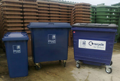 oxford city council recycling