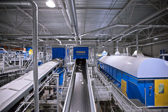 Stadler Creates 'world's First' Fully-automated Waste