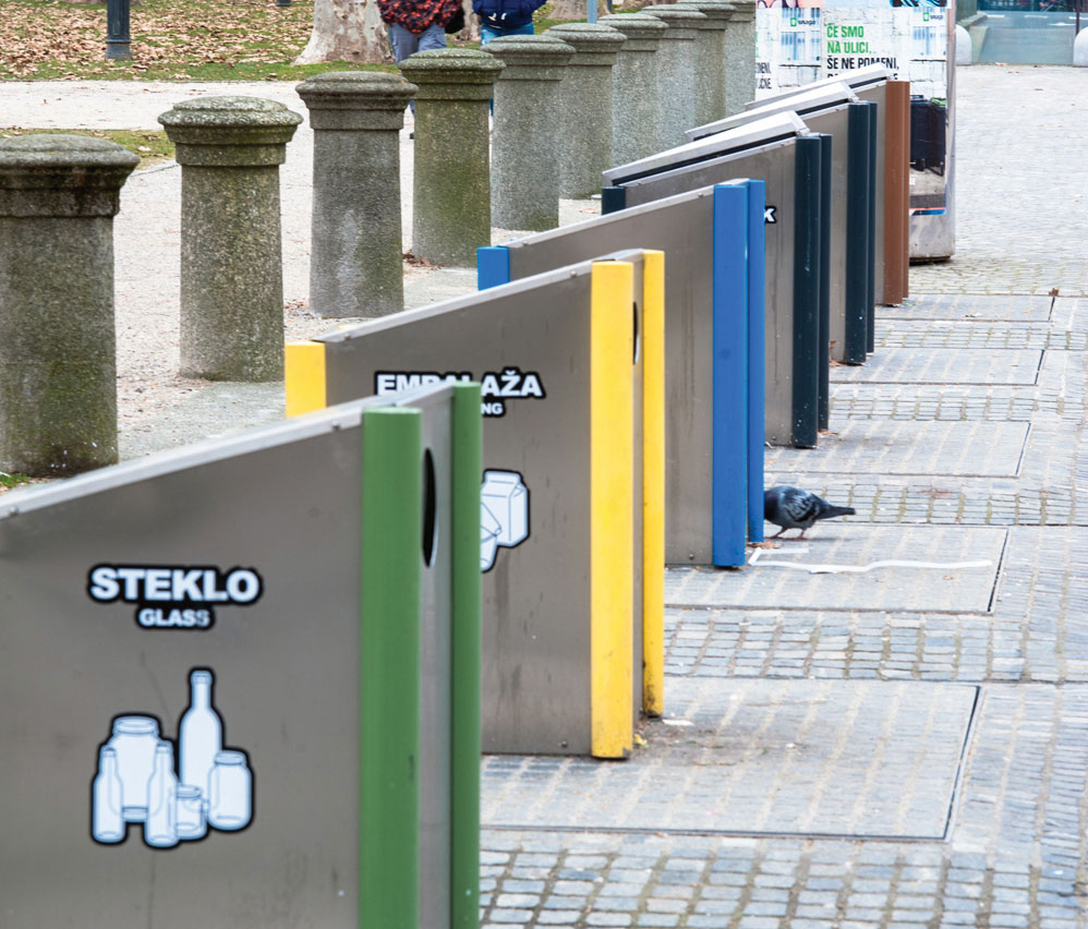 Ljubljana: Zeroing in on waste | Resource Magazine