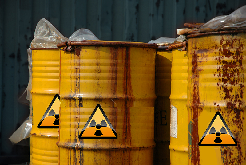 Government now has ultimate say on radioactive waste ...