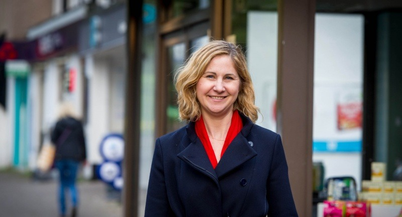 Anna McMorrin, MP for Cardiff North