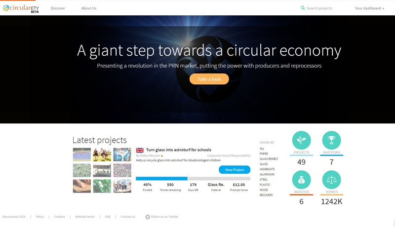 PRN crowdfunding site launched to bring transparency to recycling industry