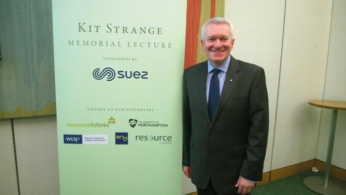 Kit Strange Memorial Lecture 2016