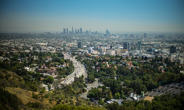 Los Angeles: City of zero waste angels