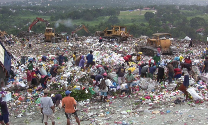 750 deaths in 7 months prompt calls for an end to open dumpsites