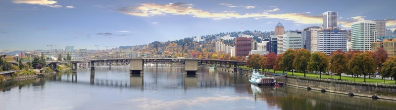 Portland has a reputation as one of America's sustainability hubs.