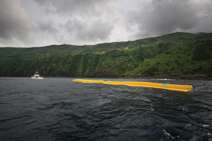cleaning up the great pacific garbage patch