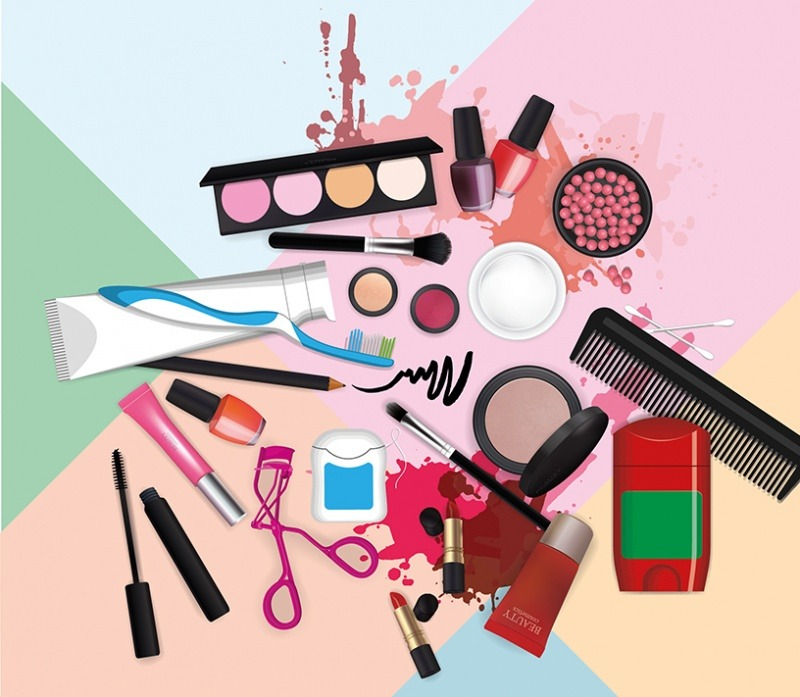 Cosmetics: A beautiful waste