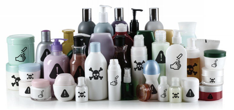 What steps are being taken to regulate the European cosmetics industry?