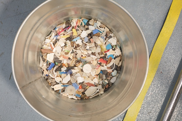 Six products making the most of plastic ocean waste