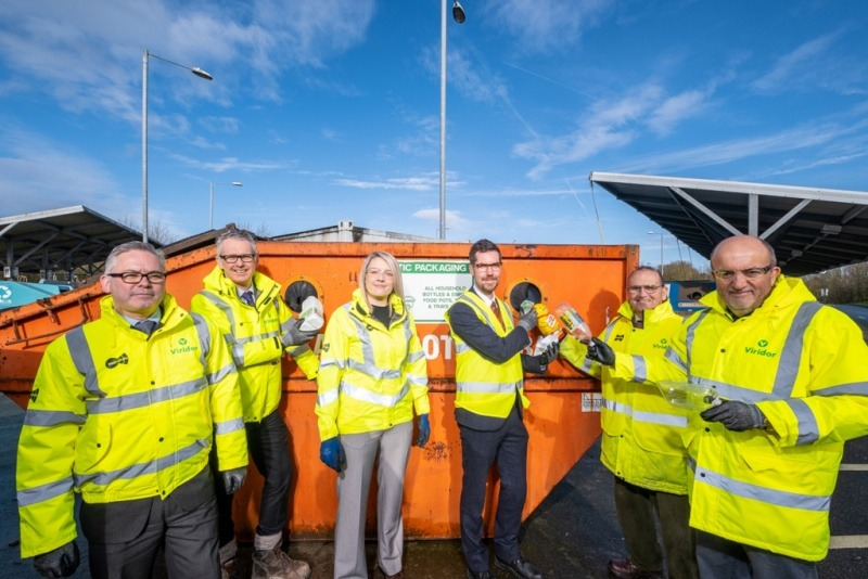 Somerset Waste Partnership extends Viridor contract
