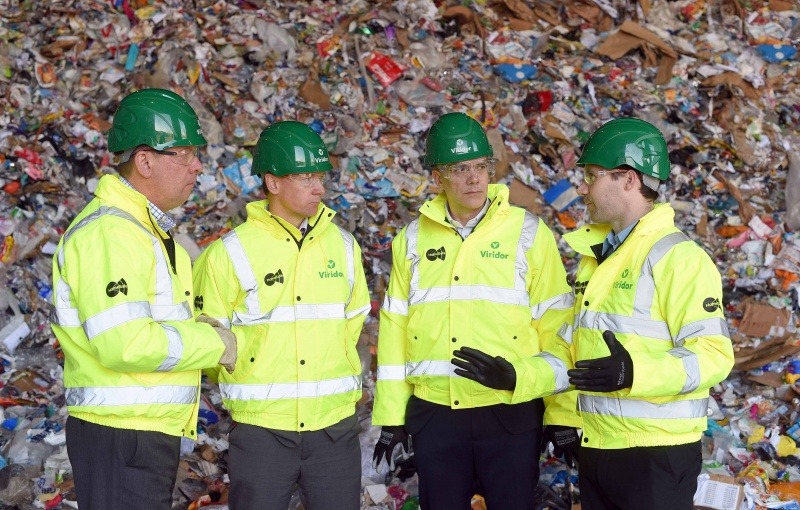 Viridor invests £15m in Suffolk recycling plant
