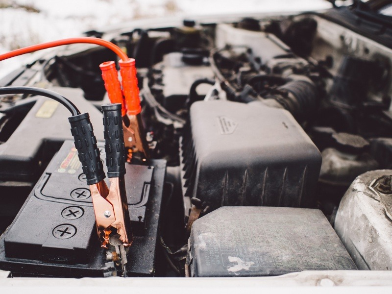 Car battery recycling: Staying in charge
