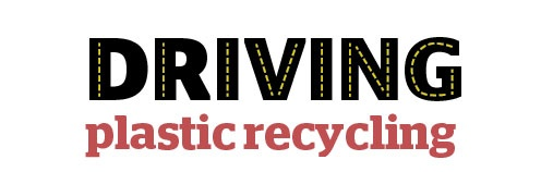 driving plastic recycling