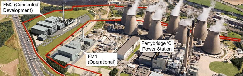 Renewi wins 20-year Ferrybridge RDF contract