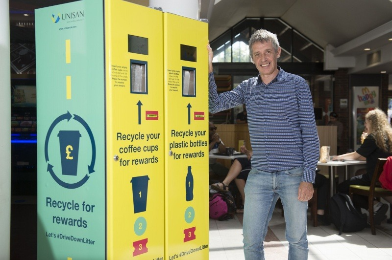 Leeds to host new Hubbub on-the-go recycling project