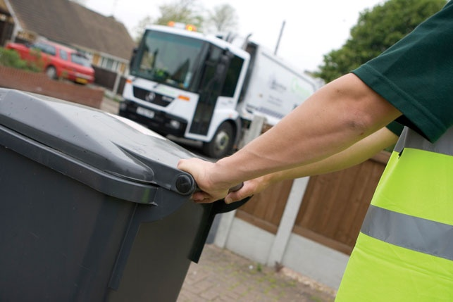 Monthly collections go on trial in Fife