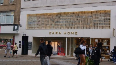 Zara Home at Briggate Leeds