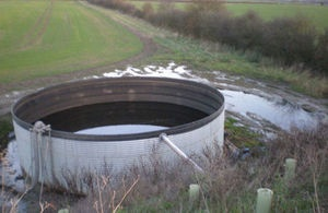 Mismanagement of biogas plants lead to five-figure fines