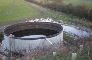 Mismanagement of biogas plants lead to five-figure fines