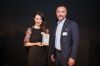 UK start-up wins top prize at European circular economy awards