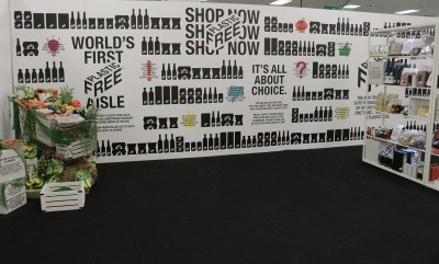 Plastic-free aisle to appear at London international packaging conference