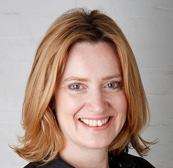 Amber Rudd appointed Energy Secretary