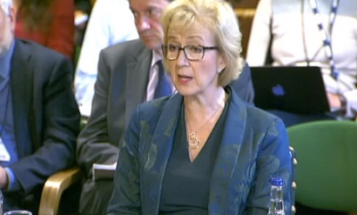 Leadsom: 'Very clear' goals on waste won't be watered down by Brexit