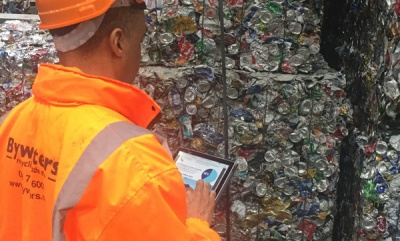 Bywaters delivers same day waste audits using new app