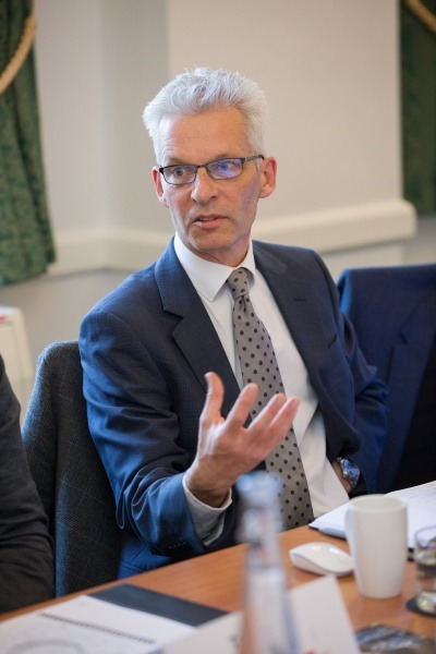 John Redmayne, Managing Director of ERP