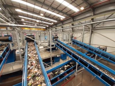 Bargeddie residual materials recycling facility (rMRF)