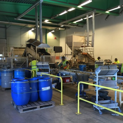 Partnership set to launch UK's first battery recycling plant
