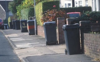 Rochdale to being three-weekly collections in October
