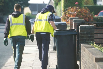 Fife begins four-weekly collection trial