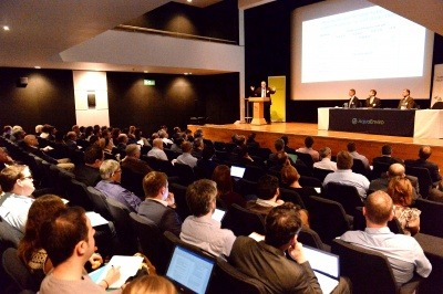 Attendees at the European Biosolids and Organic Resources Conference