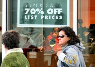 Black Friday has been condemned for promoting excessive consumerism