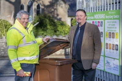 Bryson Recycling wins Conwy garden waste contract