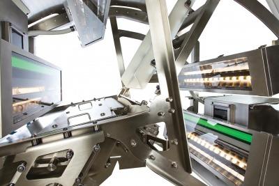 Buhler optical sorting technology