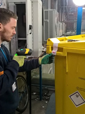 What's the prognosis: Clinical waste management in the NHS