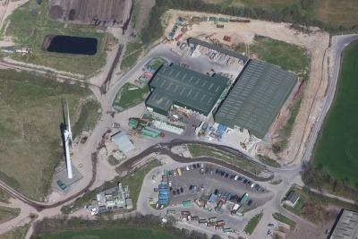 CWM Environmental's Nantycaws EfW facility